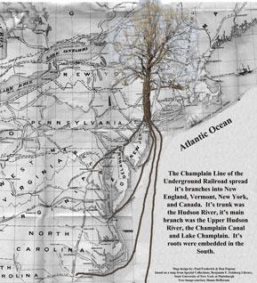 NCUGRHA - People & Places - Champlain Line