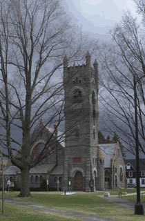 First Congregational Church of Malone