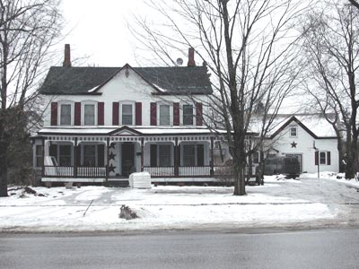 Hon. William L. Sowles house